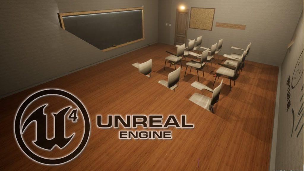 niveles unreal engine