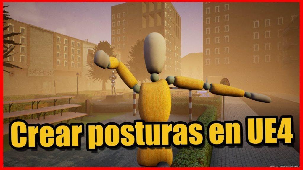 tutorial español mesh ue4